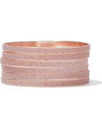 New York & Company - Six-row Bangle Bracelet - Lyst
