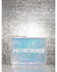 "New York & Company - Holographic ""#alltogethernow"" Pochette - Lyst"