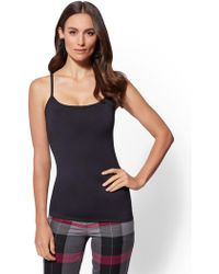 New York & Company Original Body Shaper Stretch Camisole - Black