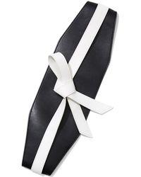 New York & Company Obi Belt - Eva Mendes Collection - Black