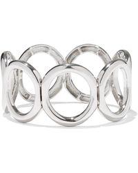 New York & Company - Open Circle Stretch Bracelet - Lyst