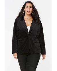 NYDJ Blazer Jacket - Black