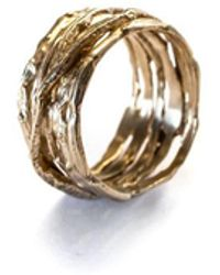 K/ller Collection - Stacked Ring - Lyst