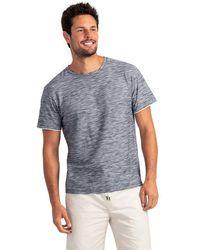 Rodd & Gunn Claremont T-shirt - Blue