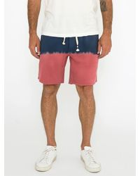 Sol Angeles Dip Dye Short - Multicolor