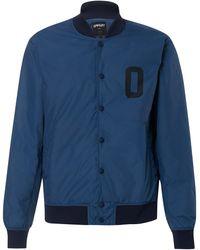 Oakley Ensign Blue Street Bomber Jacket - Blau
