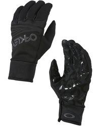 Oakley Factory Park Glove - Noir
