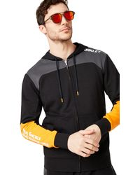 Oakley Racing Team Fz Hoodie - Black