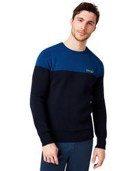 Oakley Fs Crew Tech Knit - Blu