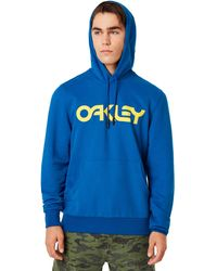 Oakley B1b Po Hoodie - Blau