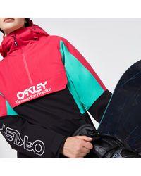 Oakley Tnp Women's Insulated Anorak - Multicolour