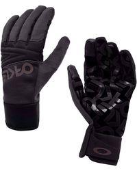 Oakley Factory Park Glove - Zwart