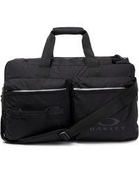 Oakley Utility Big Duffle Bag - Zwart