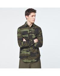 Oakley Icon Cargo Shirt - Green