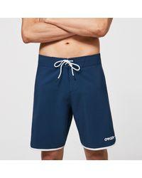 Oakley Solid Crest 19 Boardshort - Blue