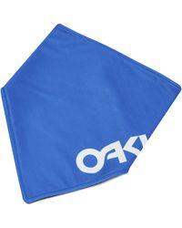 Oakley Switch It Up Bandana - Bleu