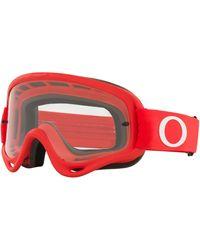 Oakley O-frame® Mx Goggles - Rot
