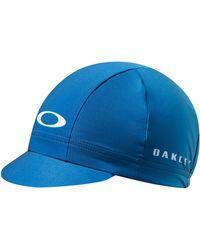 Oakley Cycling Cap - Blau