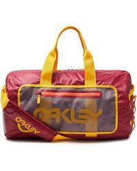 Oakley 90's Big Duffle Bag - Multicolor