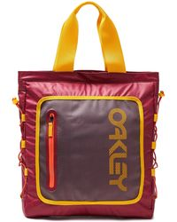 Oakley Sundried Tomato 90's Tote Bag Backpack - Mehrfarbig
