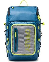 Oakley Petrol 90's Square Backpack - Blau