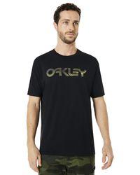 Oakley Black Mark Ii Tee - Schwarz
