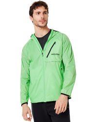 Oakley Packable Jacket - Verde