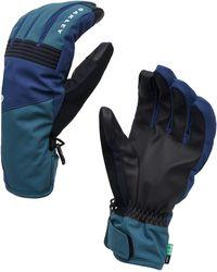 Oakley Balsam Roundhouse Short Glove 2.5 - Blau