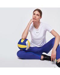 Oakley Basics Short Sleeve - White
