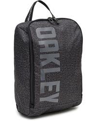 Oakley Black Heather Bg Shoe Bag 12.0 - Schwarz