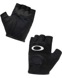 Oakley Black Factory Road Gloves 2.0 - Nero