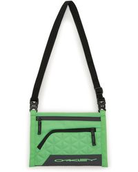 Oakley Laser Green Body Bag Flat Case - Groen