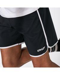 Oakley Solid Crest 19 Boardshort - Black
