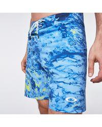 Oakley Neon Waves 18 Boardshort - Bleu