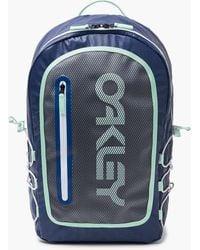 Oakley Dark Blue 90's Backpack - Blau
