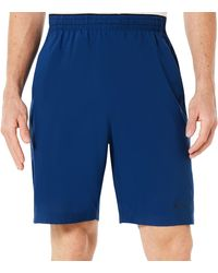 Oakley Blue Enhance Technical Short Pants 8.7.02 9inch - Blau