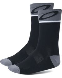 Oakley Cycling Socks - Schwarz