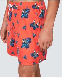 Oakley Toucan Tropics 16 Beach Short - Mehrfarbig