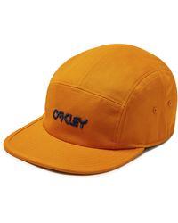 Oakley Gatorade 5 Panel Cotton Hat - Orange