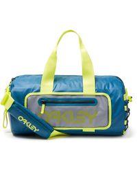 Oakley Petrol 90's Small Duffle Bag - Blau