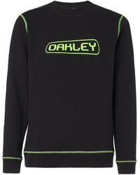 Oakley Overlock Crew Neck - Noir