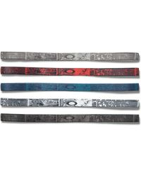 Oakley - Women's Multi Pack Printed Headbands - Lyst