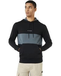 Oakley Block Color Hooded Fleece - Black