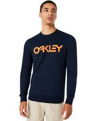 Oakley B1b Crew - Blau