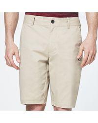 Oakley Chino Icon Golf Short - Rot