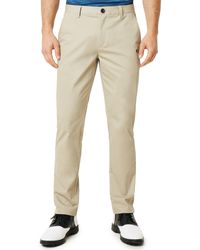 Oakley Rye Chino Icon Golf Pant - Natur