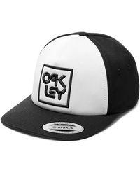 Oakley Snapback Logo Hat - Nero
