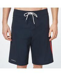 Oakley Ellipse Seamles Boardshort 21 - Bleu