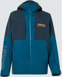 Oakley Tnp Syphon Shell Jacket - Azul
