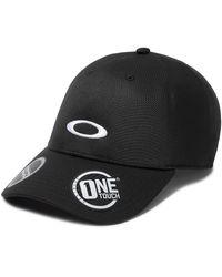 Oakley Tech Cap - Schwarz